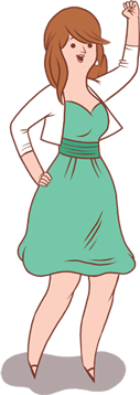 SLIMQUICK Girl