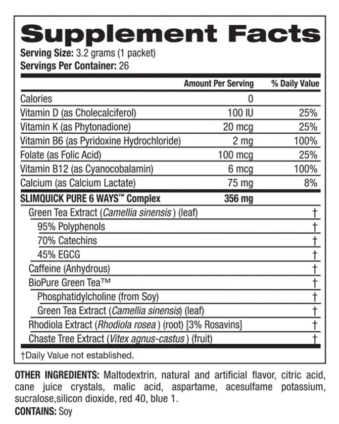 Calories in Celebrity Slim Banana Shake and Nutrition Facts