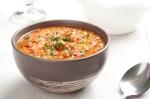 High-Protein Vegan Lentil Soup