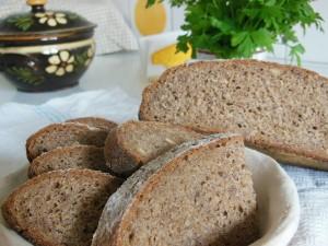 Swap white bread for sourdough