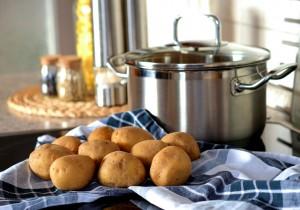 Swap jacket potatoes for sweet potatoes