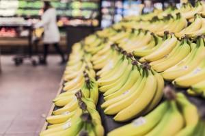 bananas in store