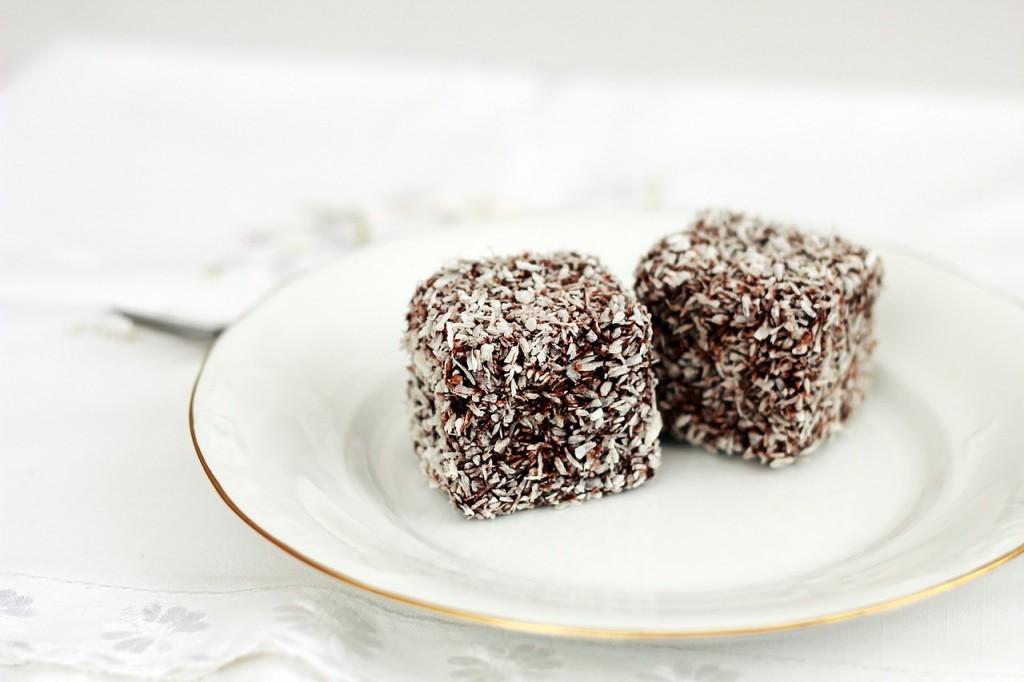coconut squares