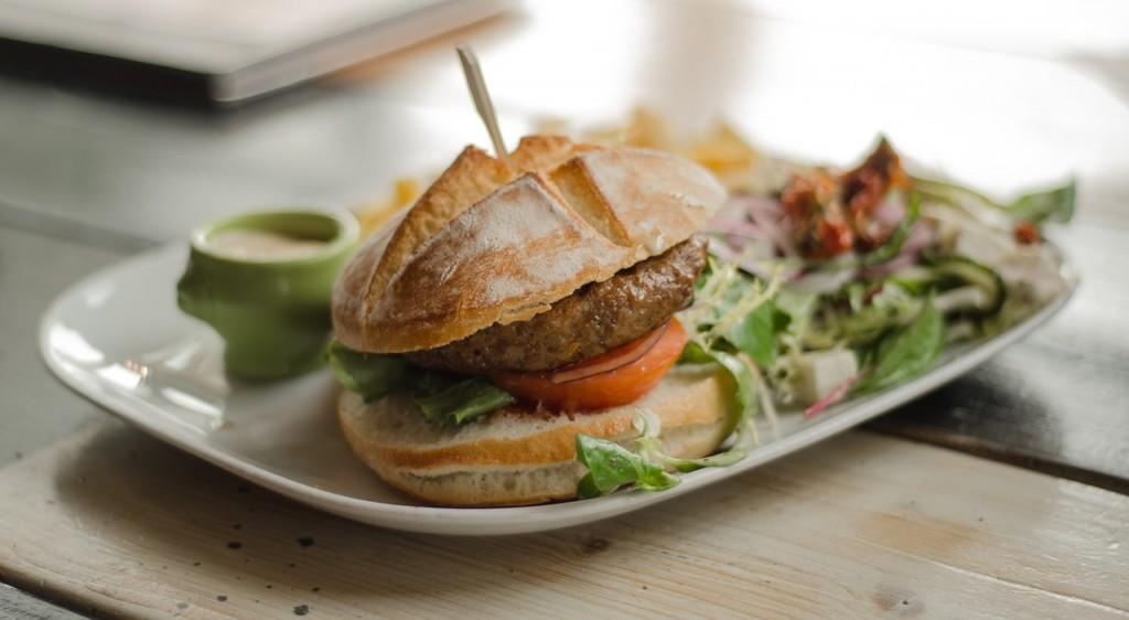 hamburger healthy