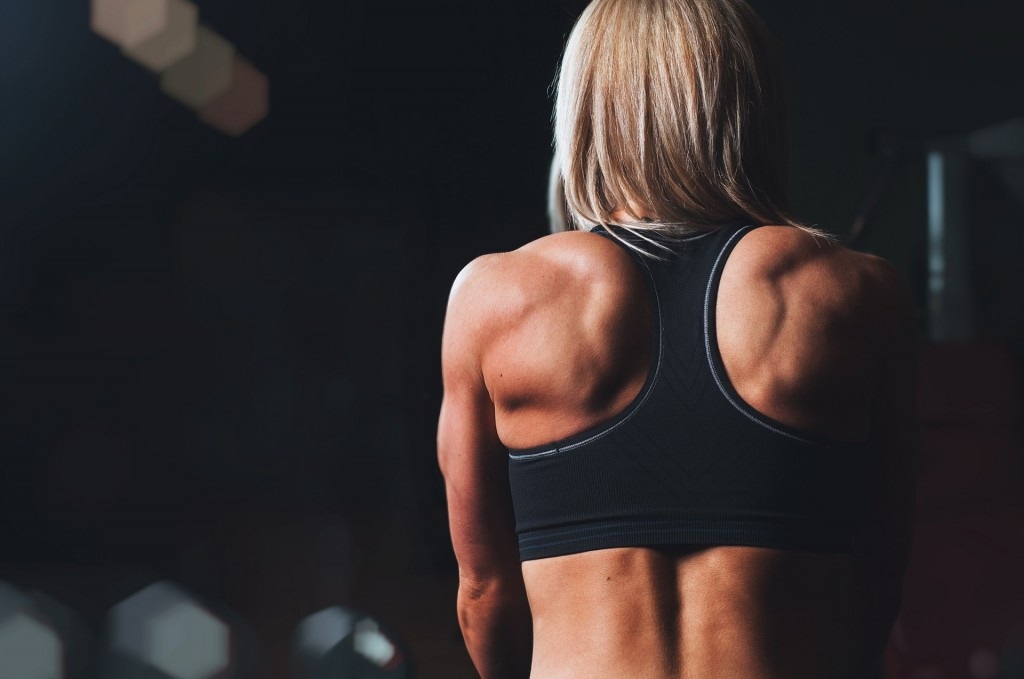 back-woman