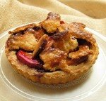 Single-Serve Mini Apple Pies  (Gluten-Free, Sugar-Free, Dairy-Free)