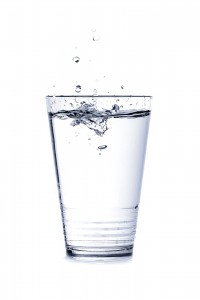 water-white-background