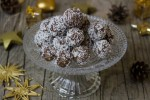 Ancho Chocolate Truffle Balls