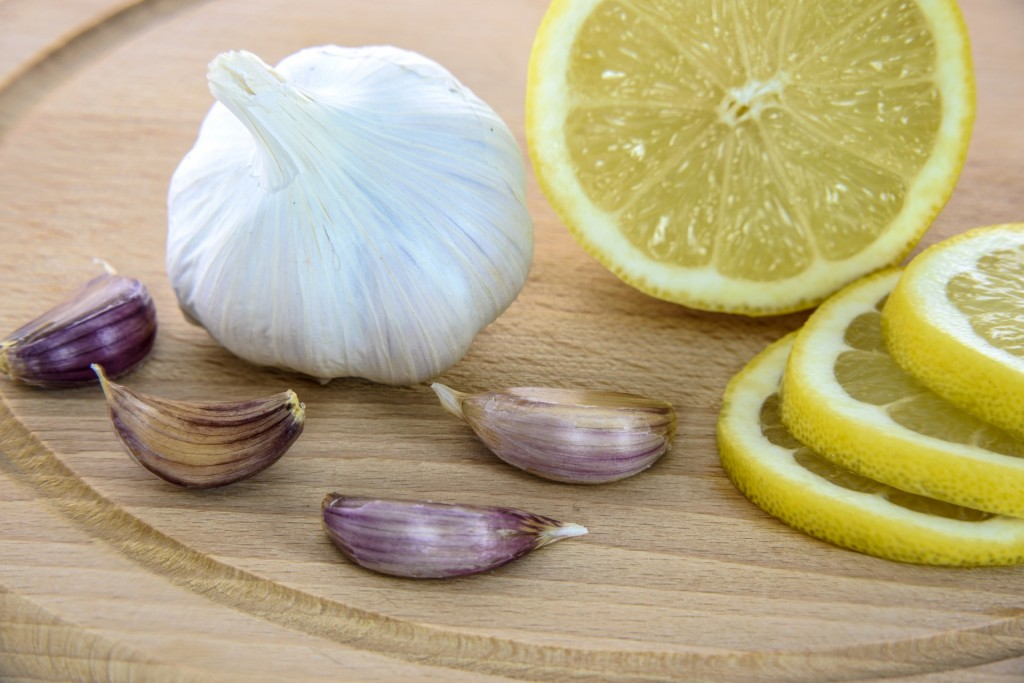 garlic for cooking