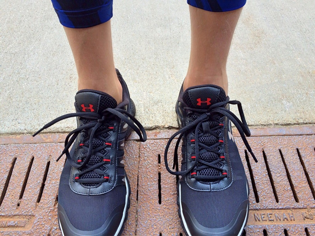 running shoes scortch calories