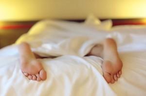 sleep feet