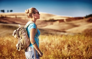 Woman_hiking