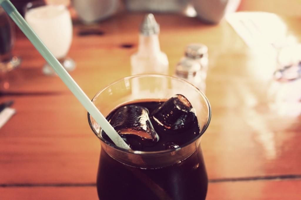 soda liquid